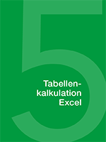 Tabellenkalkulation Excel 2019