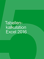 Tabellenkalkulation Excel 2016