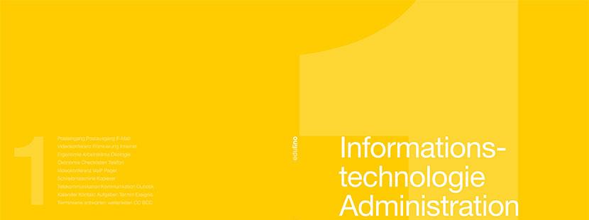 Modul 1: Informationstechnologie Administration